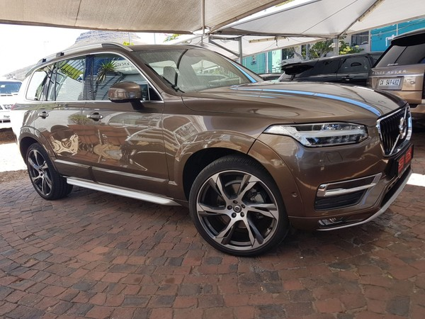 2015 Volvo Xc90 D5 Geartronic AWD R-Design Western Cape Cape Town_0