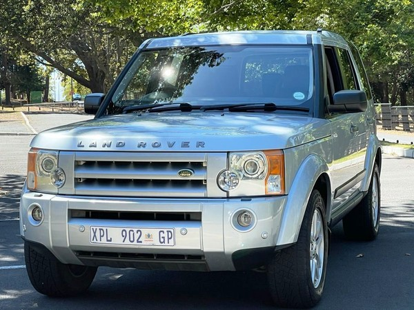 2008 Land Rover Discovery 3 Td V6 Se At  Western Cape Cape Town_0