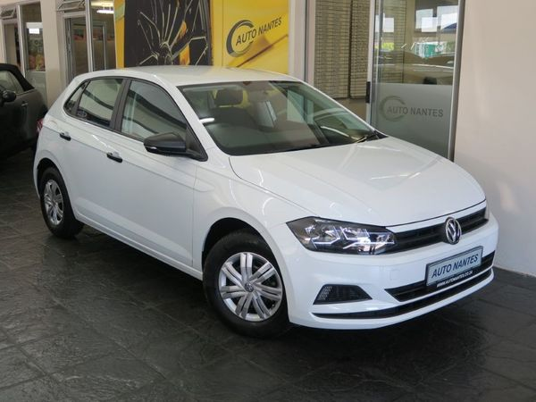 2021 Volkswagen Polo 1.0 TSI Trendline Western Cape Paarl_0