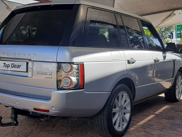 2011 Land Rover Range Rover Tdv8 Vogue Se  Western Cape Cape Town_0