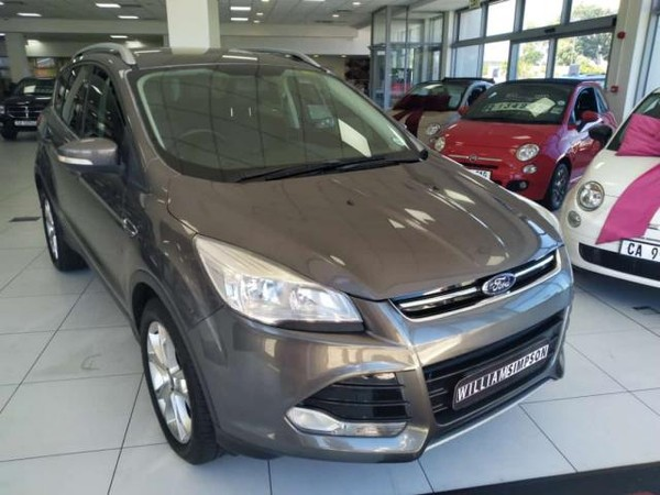 2014 Ford Kuga 1.6 Ecoboost Trend Western Cape Cape Town_0