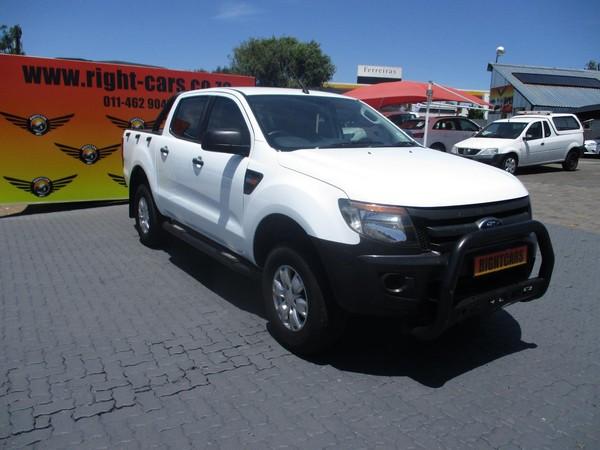 2014 Ford Ranger 2.2tdci Xl Pu Dc  Gauteng North Riding_0