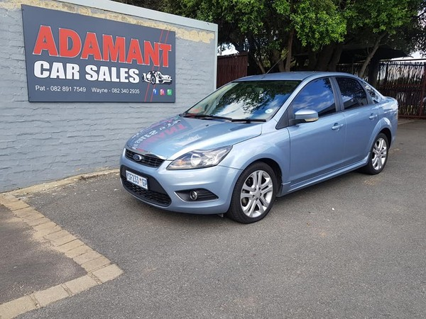 2009 Ford Focus 2.0 Trend At  Gauteng North Riding_0