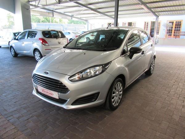 2016 Ford Fiesta 1.4 Ambiente 5-Door Western Cape Paarl_0