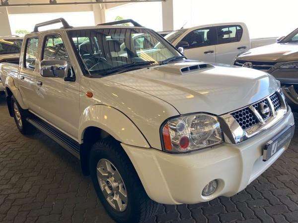 2019 Nissan NP300 2.5 TDi HI-RIDER Double Cab Bakkie Gauteng Pretoria_0