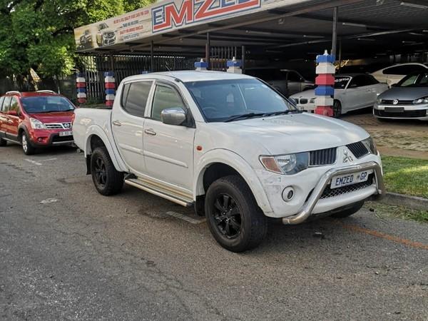2009 Mitsubishi Triton 3.5 V6 4x4 Pu Dc  Gauteng Johannesburg_0