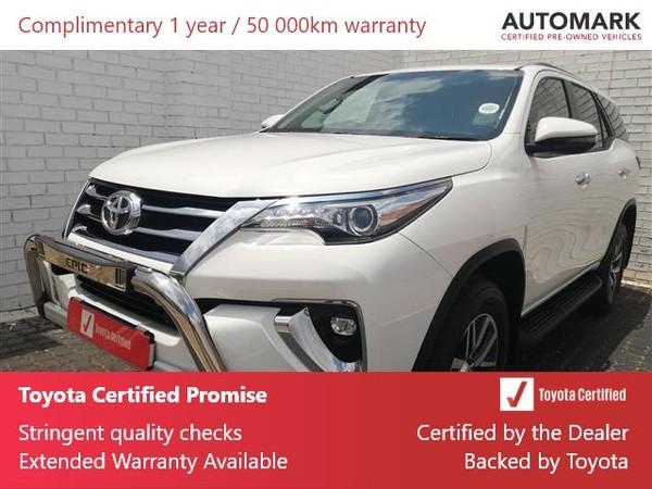 2020 Toyota Fortuner 2.8GD-6 Epic Auto Gauteng Boksburg_0
