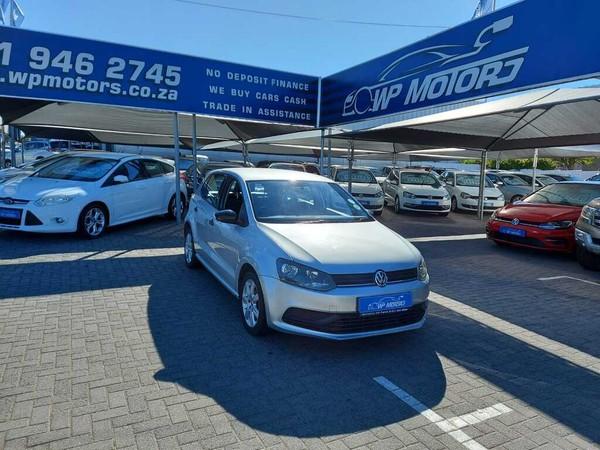 2015 Volkswagen Polo 1.2 TSI Trendline 66KW Western Cape Bellville_0
