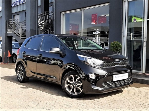 2018 Kia Picanto 1.2 Smart Auto Gauteng Centurion_0