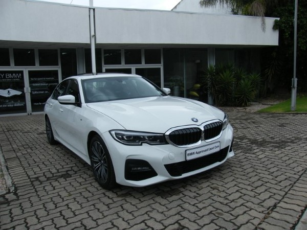 2019 BMW 3 Series 320i M Sport Launch Edition Auto G20 Western Cape George_0