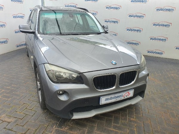 2011 BMW X1 Sdrive18i  Gauteng Boksburg_0