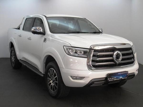 2021 GWM P-Series PV 2.0TD LT 4X4 Auto Double Cab Bakkie Gauteng Edenvale_0