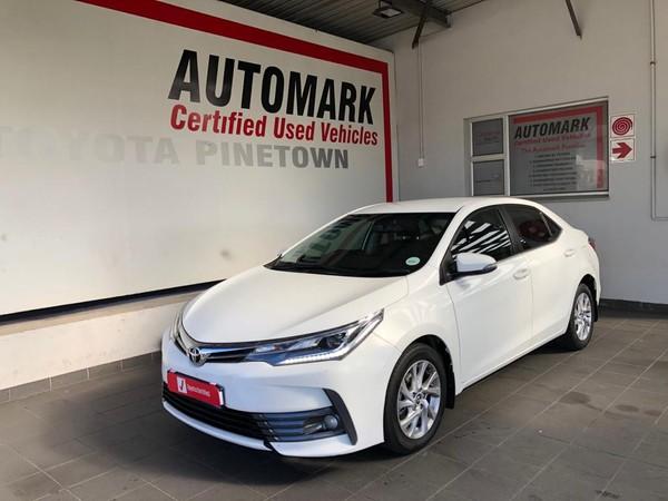 2017 Toyota Corolla 1.8 Exclusive CVT Kwazulu Natal Pinetown_0
