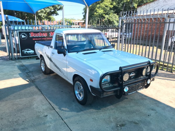 2006 Nissan 1400 Bakkie Std 5 Speed 408 Pu Sc  North West Province Hartbeespoort_0