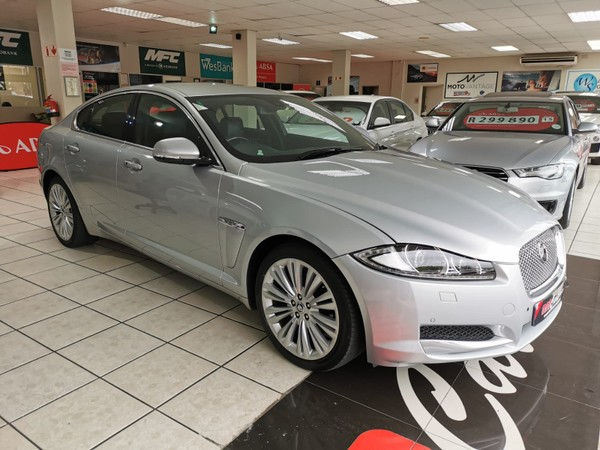 2013 Jaguar XF 2.2 D Premium Luxury  Kwazulu Natal Pinetown_0