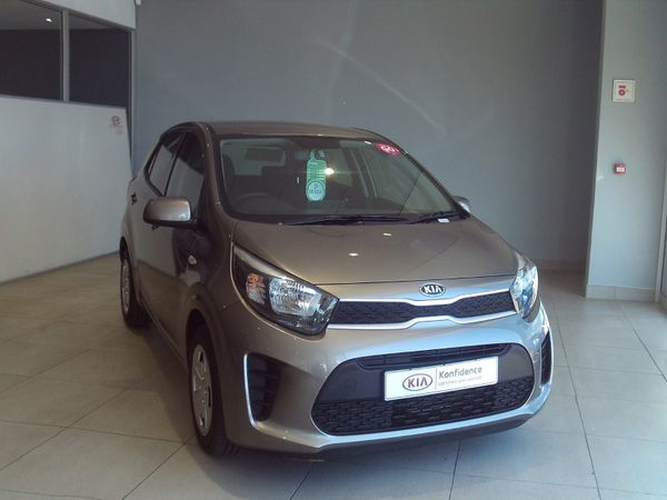 2021 Kia Picanto 1.2 Street Auto Gauteng Roodepoort_0