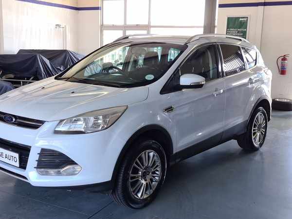 2013 Ford Kuga 1.6 Ecoboost Trend Western Cape Kuils River_0