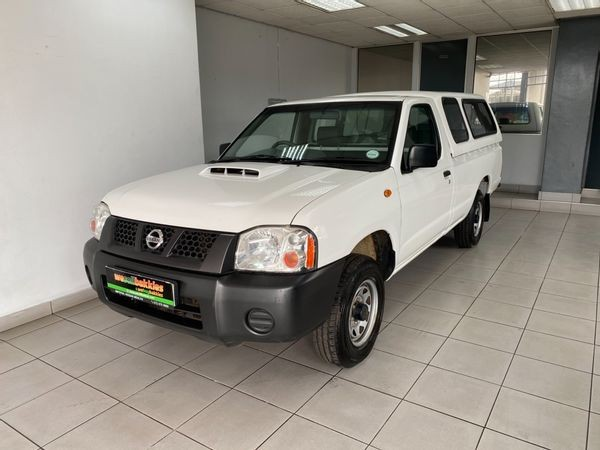 2018 Nissan NP300 Hardbody 2.5 TDi LWB Single Cab Bakkie Gauteng Pretoria West_0