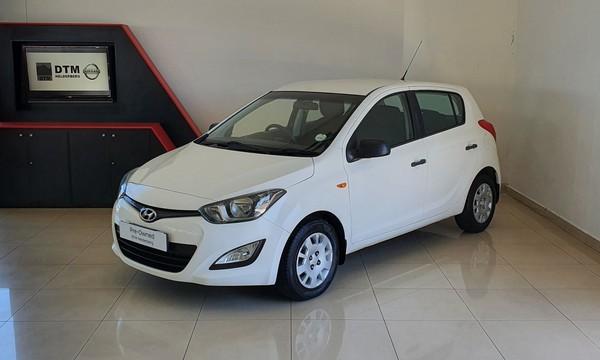 2014 Hyundai i20 1.2 Motion  Western Cape Strand_0