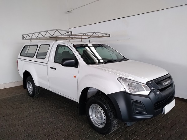 2021 Isuzu D-MAX 250C Fleetside Single Cab Bakkie Gauteng Vereeniging_0