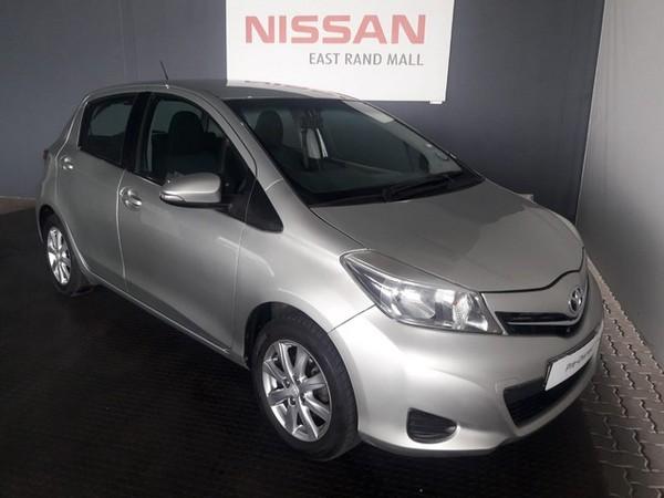 2012 Toyota Yaris 1.0 Xs 5dr  Gauteng Johannesburg_0