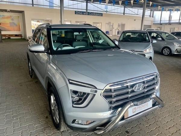2021 Hyundai Creta 1.5 Executive IVT Free State Bloemfontein_0
