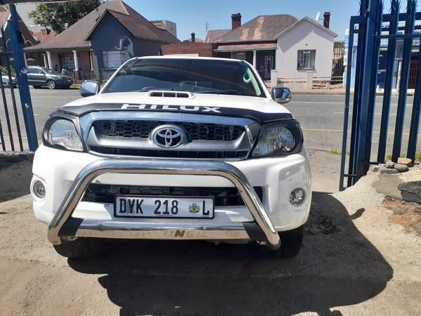 2009 Toyota Hilux 3.0 D-4d Raider 4x4 Pu Dc  Gauteng Johannesburg_0
