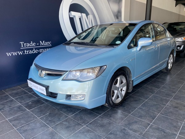 2009 Honda Civic 1.8 Vxi  Gauteng Four Ways_0
