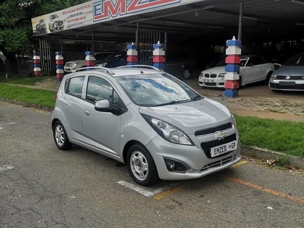 2013 Chevrolet Spark 1.2 Ls 5dr  Gauteng Johannesburg_0