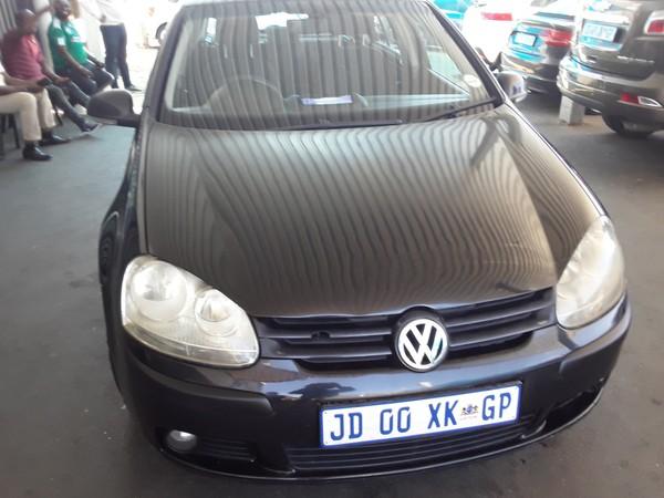 2006 Volkswagen Golf 1.6 Comfortline  Gauteng Johannesburg_0
