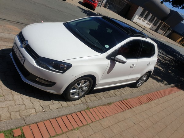 2013 Volkswagen Polo 1.6 Tdi Comfortline  Gauteng Johannesburg_0