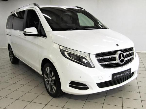 2019 Mercedes-Benz V-Class V220 CDI Avantgarde Auto Western Cape Malmesbury_0