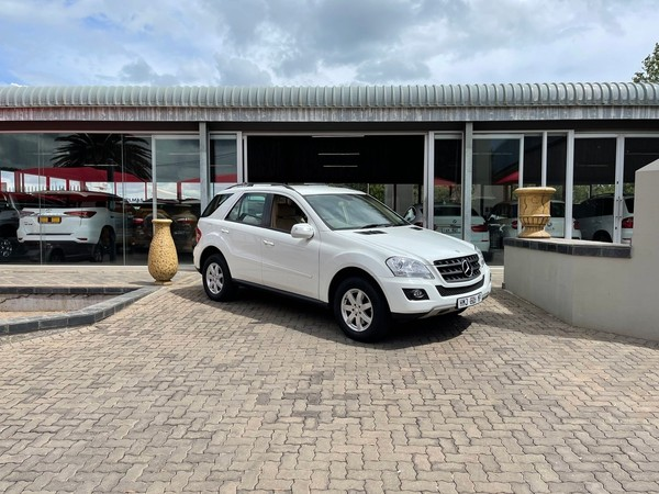 2009 Mercedes-Benz M-Class Ml 350 At  Mpumalanga Delmas_0