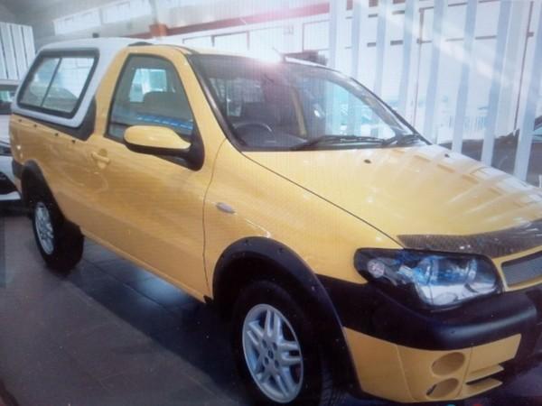 2009 Fiat Strada 1.6 Elx Pu Sc  Western Cape Worcester_0