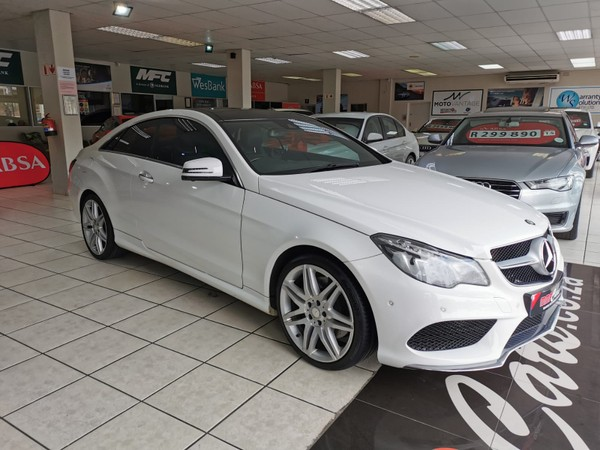 2015 Mercedes-Benz E-Class E400 Coupe Kwazulu Natal Pinetown_0