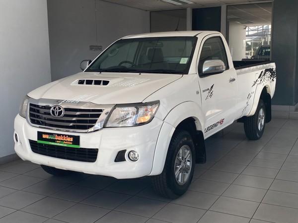 2016 Toyota Hilux 2.5 D-4d Srx 4x4 Pu Sc  Gauteng Pretoria West_0