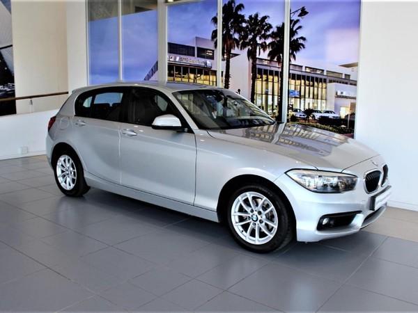 2016 BMW 1 Series 118i 5DR Auto f20 Western Cape Cape Town_0