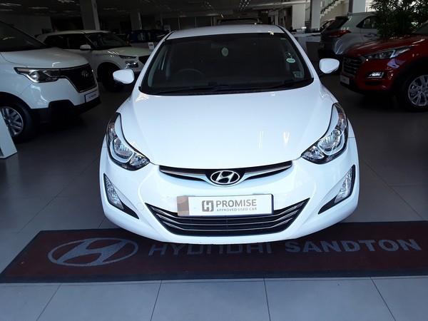 2017 Hyundai Elantra 1.6 Premium Gauteng Sandton_0
