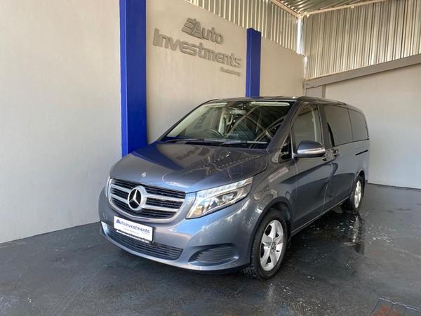 2016 Mercedes-Benz V-Class V220 CDI Auto North West Province Rustenburg_0