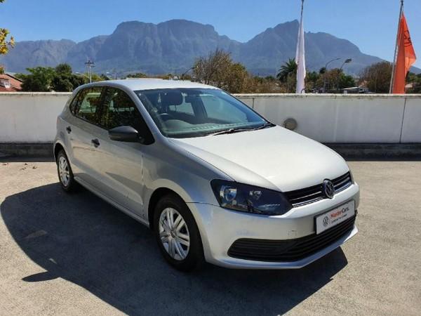 2014 Volkswagen Polo 1.2 TSI Trendline 66KW Western Cape Claremont_0