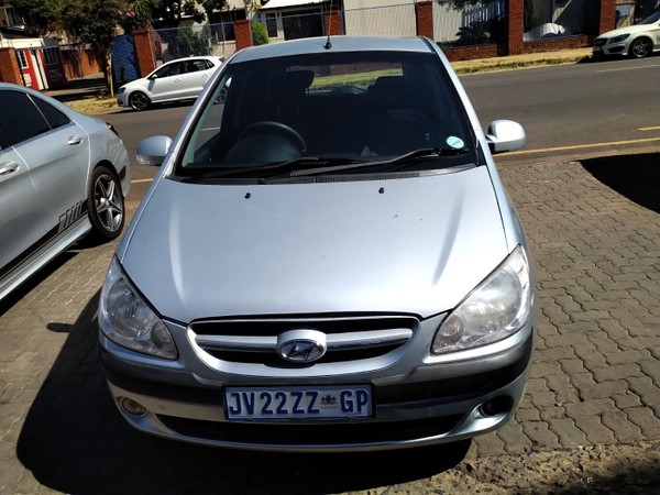 2007 Hyundai Getz 1.6 At  Gauteng Pretoria_0