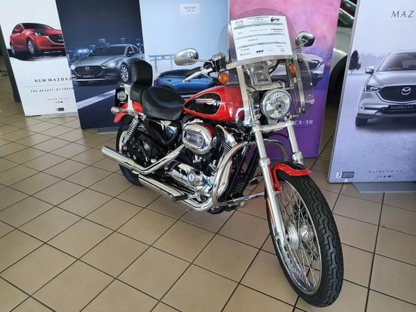 2010 Harley Davidson 1200c  Sportster Custom Gauteng Rosettenville_0