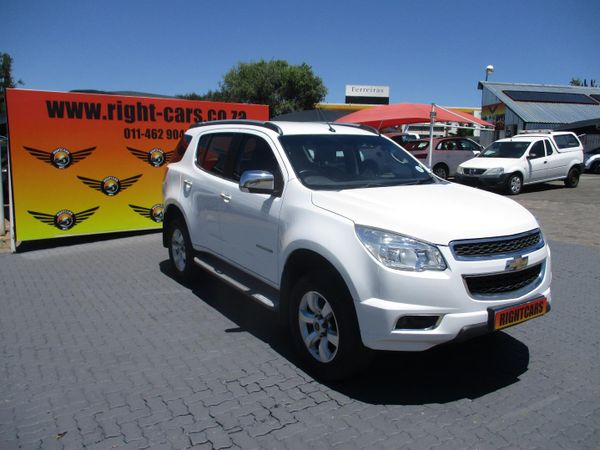 2014 Chevrolet Trailblazer 2.8 Ltz At  Gauteng North Riding_0