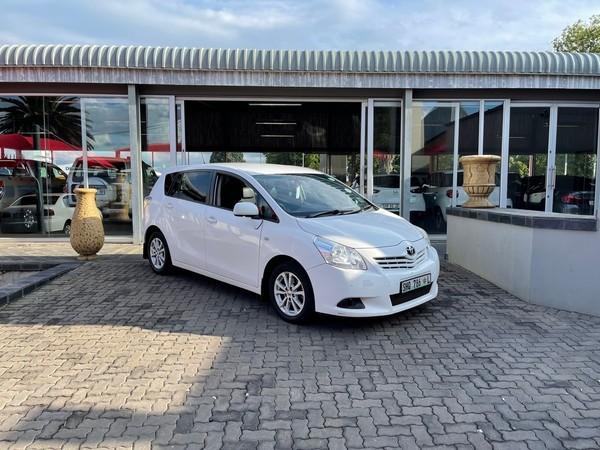 2013 Toyota Verso 1.8 Tx  Mpumalanga Delmas_0