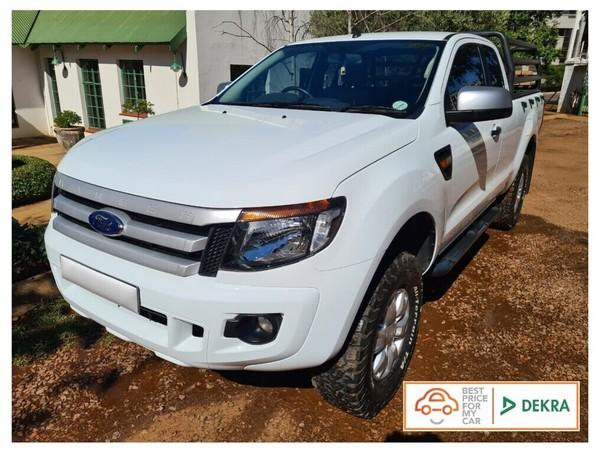 2014 Ford Ranger 3.2TDCi XLS Single cab Bakkie Gauteng Centurion_0