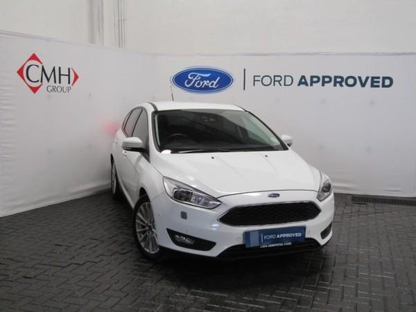 2017 Ford Focus 1.0 Ecoboost Trend 5-Door Gauteng Pretoria_0