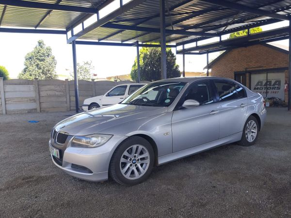 2005 BMW 3 Series 320d Excl e46fl 6sp  North West Province Klerksdorp_0