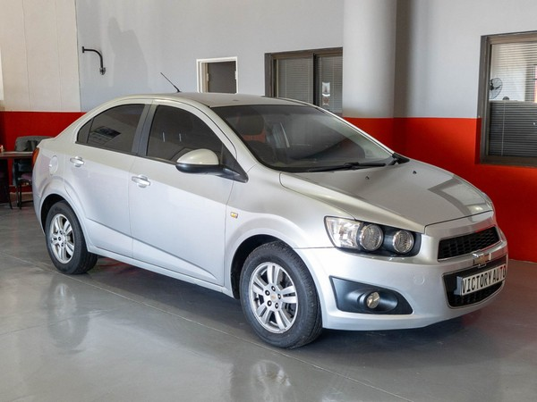 2012 Chevrolet Sonic 1.6 Ls At  Western Cape Brackenfell_0