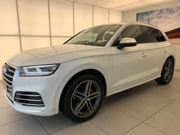 2017 Audi SQ5 3.0 TFSI Quattro Tiptronic Western Cape Somerset West_0