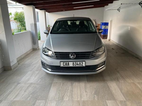 2019 Volkswagen Polo 1.6 Comfortline At  Western Cape Athlone_0